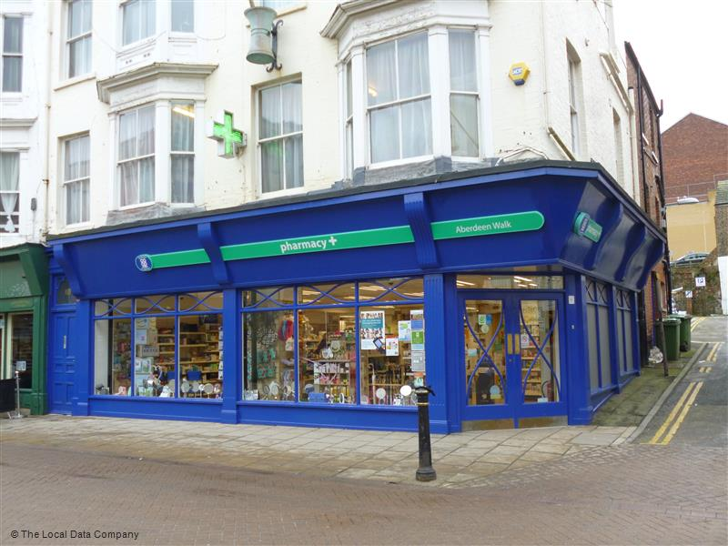 North Yorkshire County Council Lincolnshire Co-op Pharmacy | 10-12 Aberdeen Walk, Scarborough YO11 1XP | +44 1723 361903