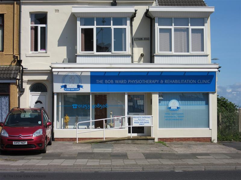 Bob Ward Physiotherapy & Rehabilitation Clinic | 396 Lytham Road, Blackpool FY4 1DW | +44 1253 408508