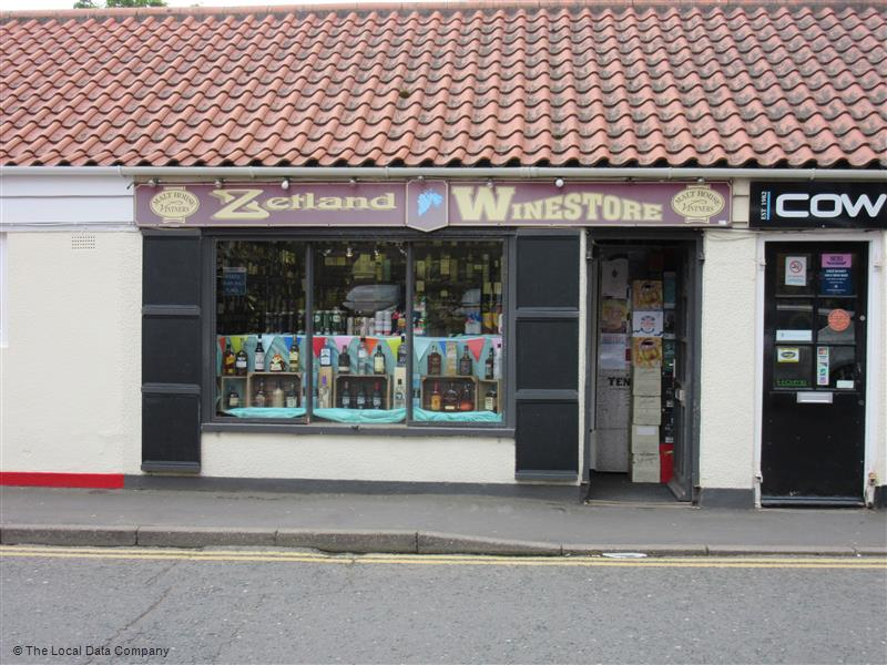 Zetland Winestore   3 Zetland Street, Northallerton DL6 1NA   +44 1609 760111