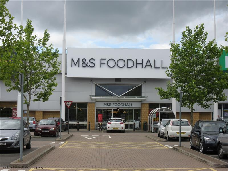 M&S Wellingborough Simply Food   22 Castlefields Retail Park London, Northamptonshire NN8 2DP   +44 1933 271496