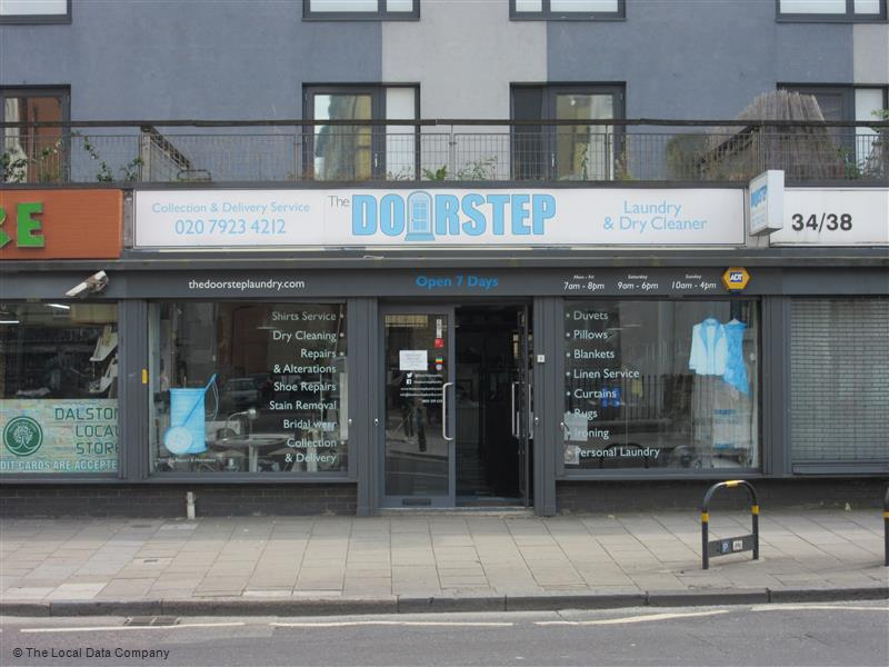 The Doorstep Laundry & Dry Cleaners | 40 Dalston Lane, London E8 3AZ | +44 20 7923 4212