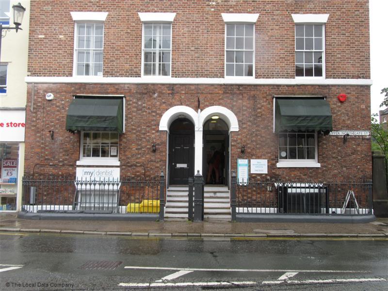 mydentist, Upper Northgate Street, Chester | 2-4 Upper Northgate Street Unit 12, Cheshire CH1 4EE | +44 1244 372888