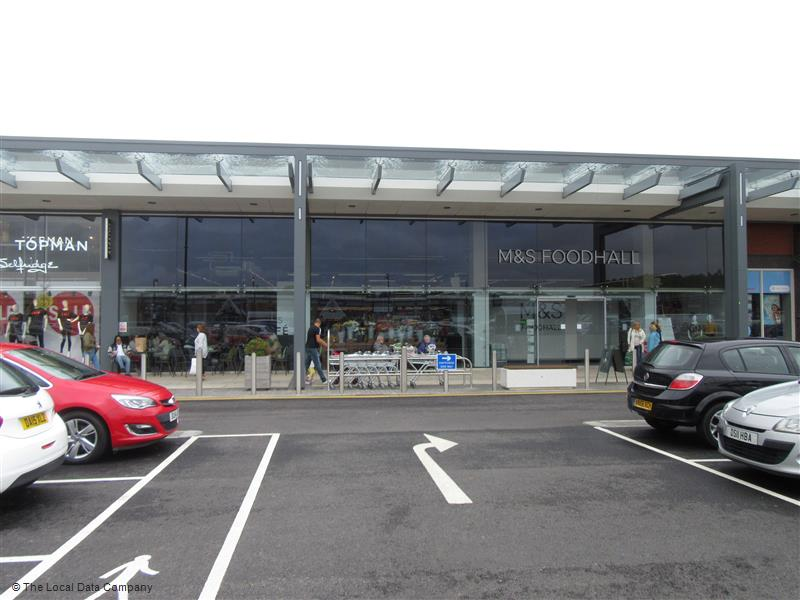 Marks And Spencer Broughton Park Foodhall - Cafe | Chester Road, Broughton CH4 0DE | +44 1244 879924