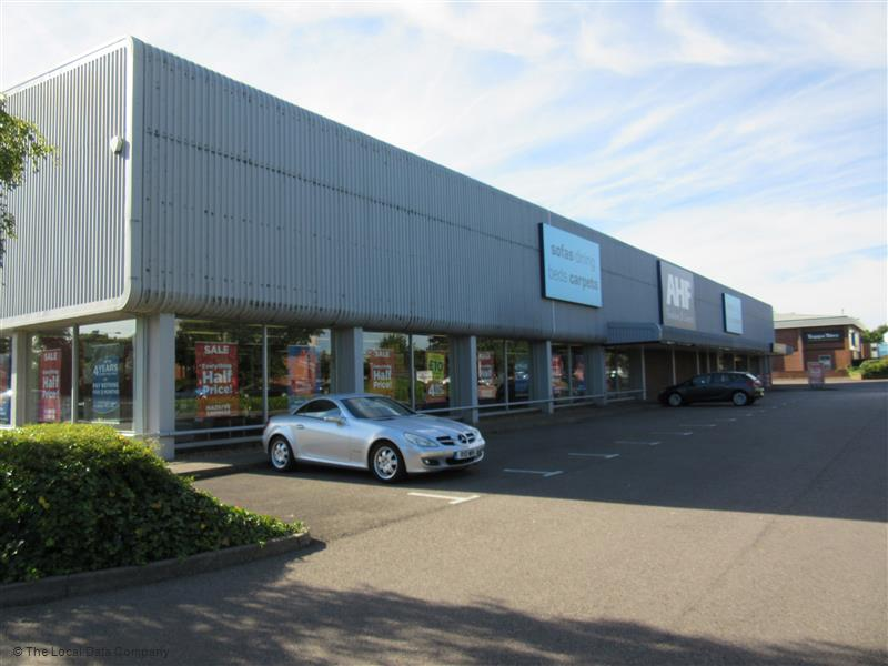 AHF Furniture & Carpets | 1 Nuffield Way, Abingdon OX14 1RL | +44 1235 533366