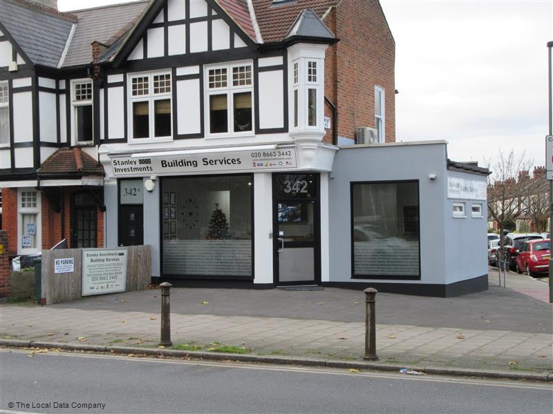 Stanley Investments Building Services | 342 Croydon Road, Beckenham BR3 4HR | +44 20 8663 3442