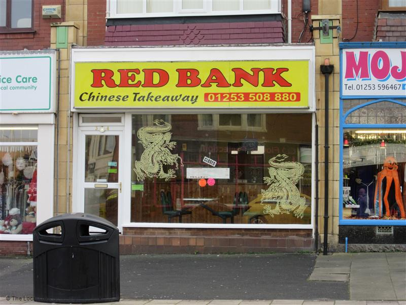 Red Bank Chinese Takeaway | 34 Red Bank Road, Bispham FY2 9HR | +44 1253 508880