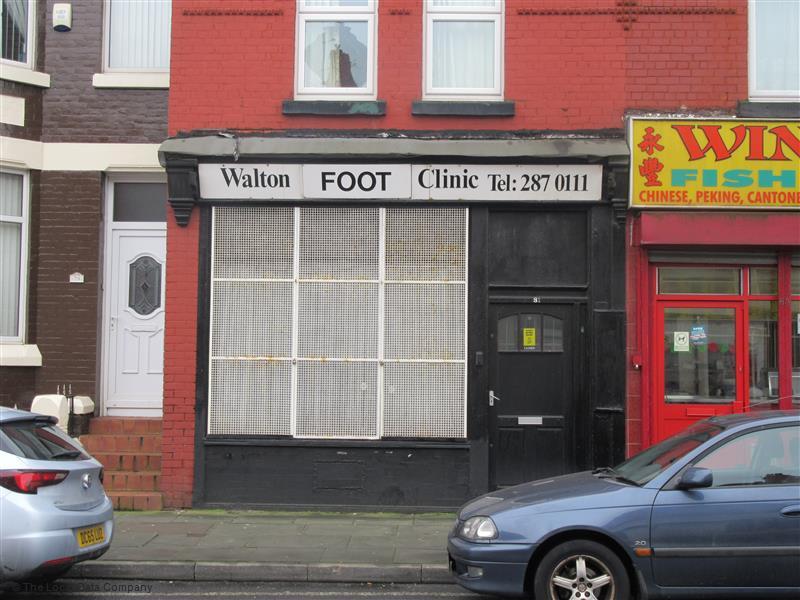 Walton Chiropody & Reflexology Clinic | 81 Hale Road, Liverpool L4 3RL | +44 151 287 0111
