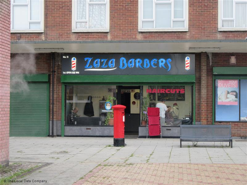 Zaza Barbers | 11 Temple Hill Square, Dartford DA1 5HY | +44 1322 274005