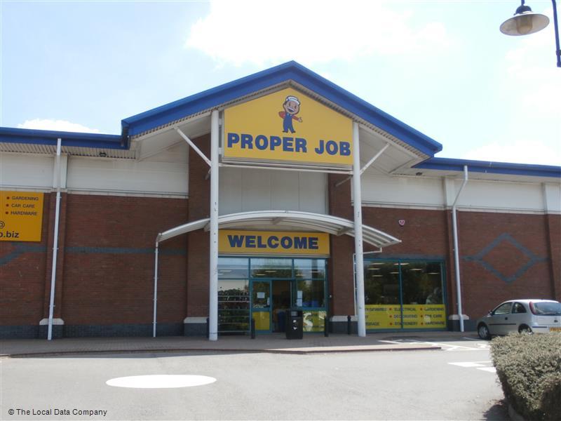 Proper Job Superstores | Unit 3 Eastern Avenue Retail Park Eastern Avenue, Gloucester GL4 3EA | +44 1452 526071