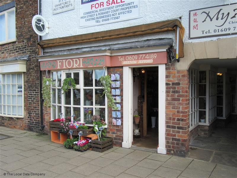 Fiori Interflora Florists | 137 High Street, Northallerton DL7 8PQ | +44 1609 774189