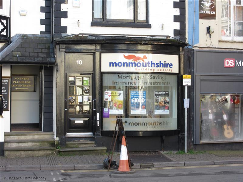 Monmouthshire Building Society | 10 Agincourt Square, Monmouth NP25 3DY | +44 1600 713383