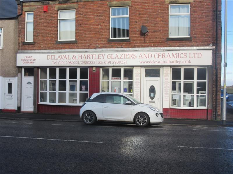 Delaval & Hartley Glaziers & Ceramics | 85 Astley Road Seaton Delaval, Whitley Bay NE25 0DL | +44 191 298 0221