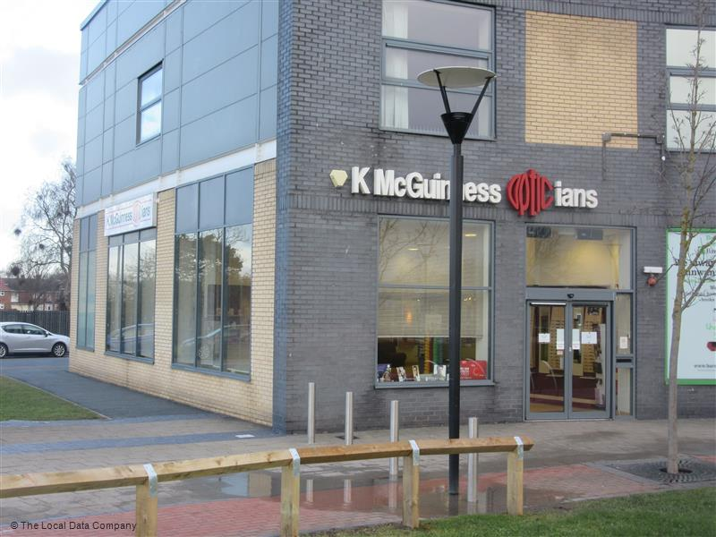 K McGuiness Opticians - EYELID CLINIC   Unit B1, Greenwell Road, Newton Aycliffe, DL5 4DH   +44 1325 316600