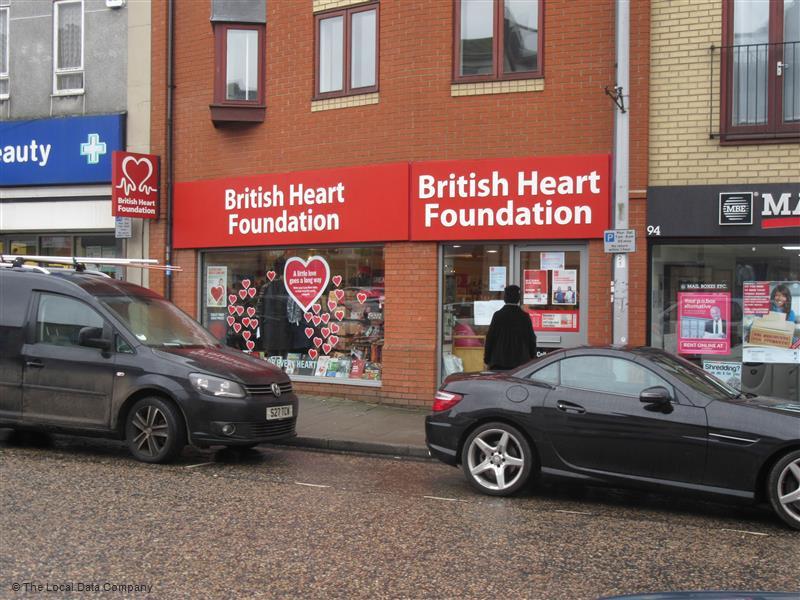 British Heart Foundation Headington BHF Shop   94A London Road, Oxford OX3 9AJ   +44 1865 308907