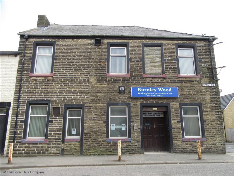 Burnley Wood Conservative Working Mens Club   Brunswick Street, Burnley BB11 3LY   +44 1282 423021