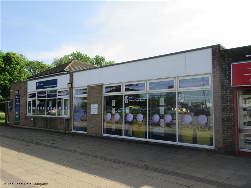North Yorkshire County Council Colburn library   1, Broadway, Town Centre, Catterick Garrison DL9 4RF   +44 1609 534592