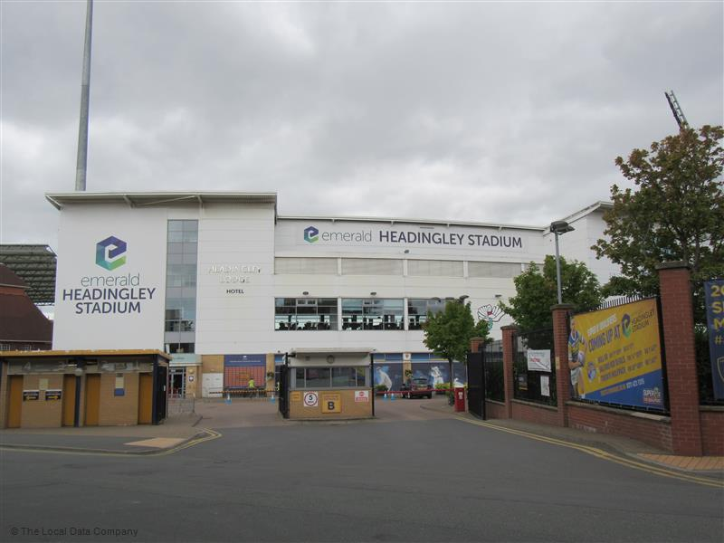 The Yorkshire County Cricket Club - Headingley Cricket Ground   St Michaels Lane, Leeds LS6 3DP   +44 843 504 3099