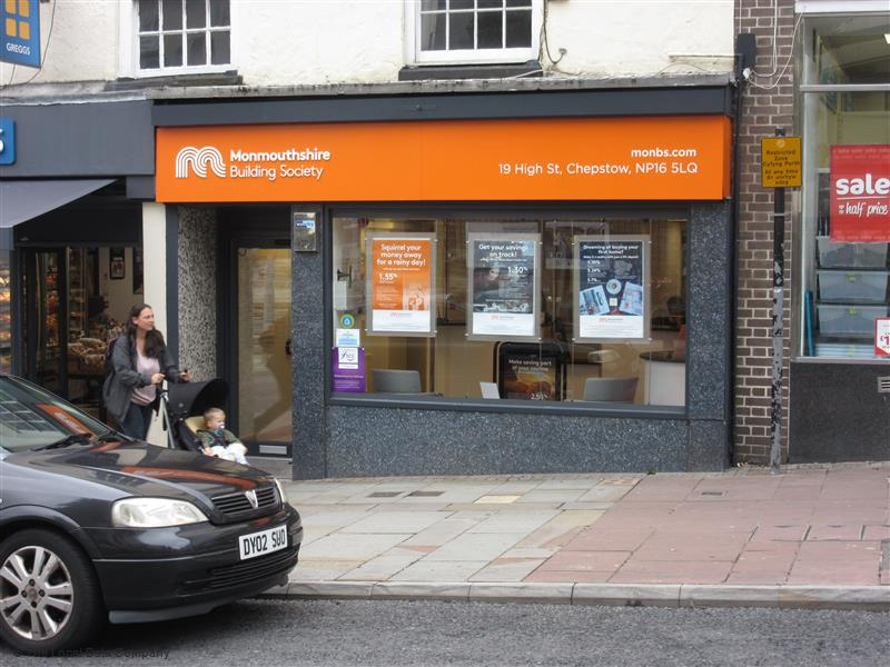 Monmouthshire Building Society | 19 High Street, Chepstow NP16 5LQ | +44 1291 629306